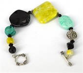 Whitsunday Sea Bed Bracelet KIT-bead inspired projects-Beadthemup