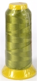 Olive Polyester knotting thread 4 sizes-stringing-Beadthemup