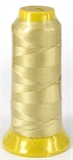 Latte Polyester knotting thread-polyester knotting thread-Beadthemup