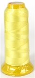 Lt Gold Polyester knotting thread-polyester knotting thread-Beadthemup