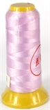 Lilac Polyester knotting thread-stringing-Beadthemup