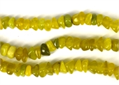 Korean Jade Polished side drill nugget 9-13mm Strand 62 beads per strand-jade-Beadthemup