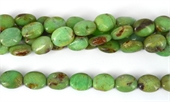 Chrysophase Pol.Oval 12x16mm str 25 beads-chrysophase-Beadthemup