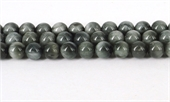 Cats Eye Quartz Pol.Round 8mm str 51 beads-cats eye-Beadthemup