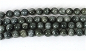 Cats Eye Quartz Pol.Round 10mm str 40 beads-cats eye-Beadthemup