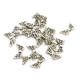 Base Metal Angel Wings 12mm 20 Pack-findings-Beadthemup