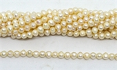 Fresh Water Pearl potato 6.5x5.5mm strand 72  beads-beads incl pearls-Beadthemup