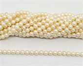 Fresh Water Pearl Round 6-7mm 66 beads per strand-beads incl pearls-Beadthemup