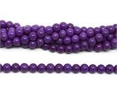 Phosphosiderite polished round 6.5-7.5mm strand approx 53 beads-beads incl pearls-Beadthemup