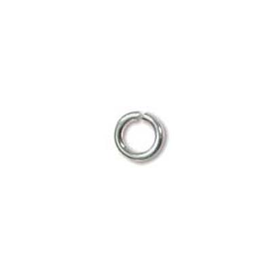 Sterling Silver AT Jumplock 6mm 10 pack