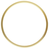 14k Gold filled ring 1x25mm 2 pack-findings-Beadthemup