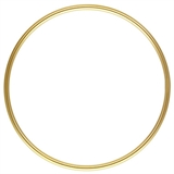 14k Gold filled ring 1x30mm 2 pack-findings-Beadthemup