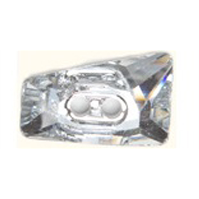 Swarovski 3052 26mm Crystal Foiled button