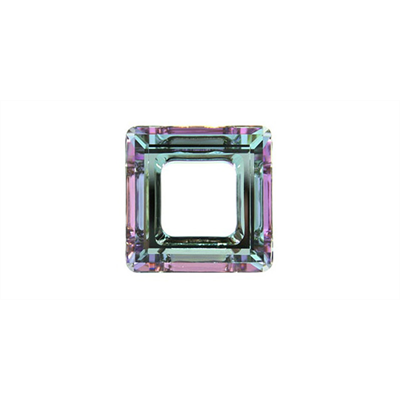 Swarovski 4439 20mm Cosmic Square Crystal  Vit.L