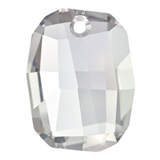 Swarovski 6685 Graphic Pendant Crystal 19mm 2 pack-graphic 6685 pendants-Beadthemup