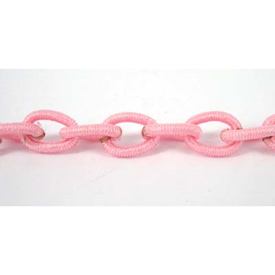 Polyster chain 75cm Baby Pink