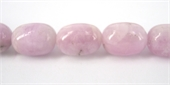 Kunzite 10x14mm Polished Barrel beads per strand 28Beads-kunzite-Beadthemup