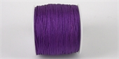 Poly Cord 1mm 50m roll Purple-poly cord-Beadthemup