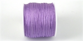 Poly Cord 1mm 50m roll Violet-poly cord-Beadthemup
