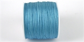Poly Cord 1mm 50m roll Blue-poly cord-Beadthemup