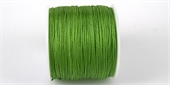 Poly Cord 1mm 50m roll Green-poly cord-Beadthemup