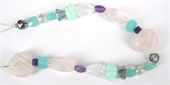 Gemstone Mix Strand 24.5cm long
