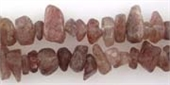 Gemstone Chip Muscavite 90cm strand-gemstone beads-Beadthemup