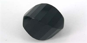 Onyx 13x18mm Faceted 4 Side Twist bead-onyx-Beadthemup