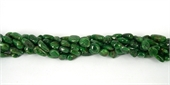 Tsavorite Polished Nugget approx 9x8mm/38Beads-tsavorite-Beadthemup