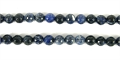 Sodalite Faceted Round 10mm beads per strand 39Beads-gemstone beads-Beadthemup