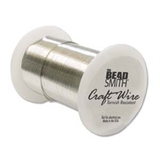 Craft Wire anti Tarnish 1.0mm 9.15m-craft wire plated copper wire-Beadthemup