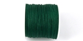 Poly Cord 1mm 50m roll Bottle Green-poly cord-Beadthemup