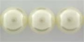 Shell Based Pearl 14mm Cream  each-shell based pearls-Beadthemup