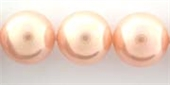 Shell Based Pearl 14mm Pink each-shell based pearls-Beadthemup