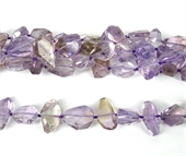 Ametrine Faceted Nugget 20x14mm beads per strand 24Bead-ametrine-Beadthemup